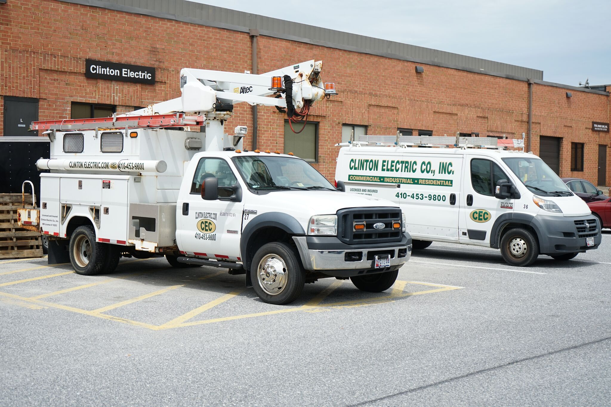 Clinton Electric Company - Residential & Commercial Electricians in Baltimore, MD
