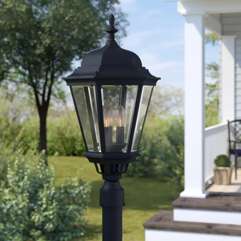 Clinton Electric Co. Projects - Exterior Lighting