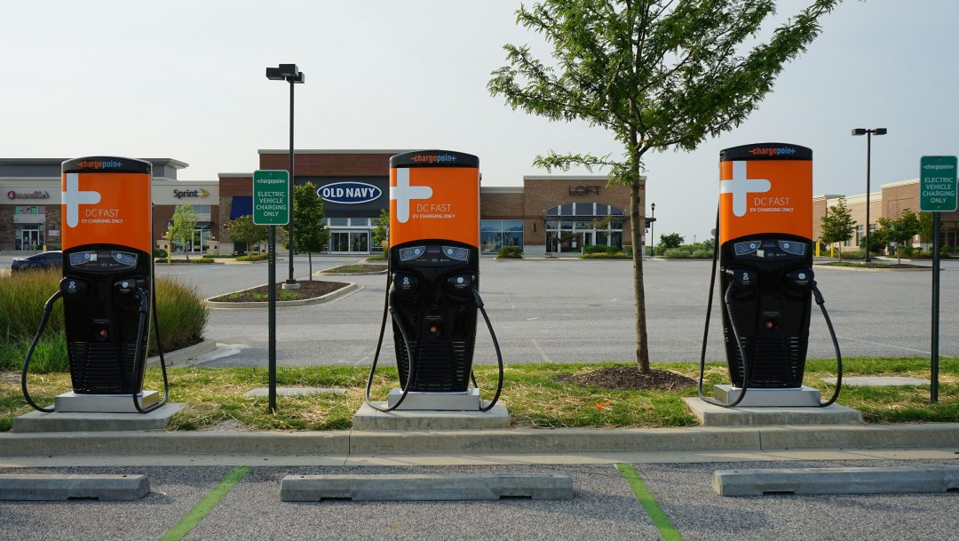 Clinton Electric Co. Projects - Box Hill Shopping Center EV