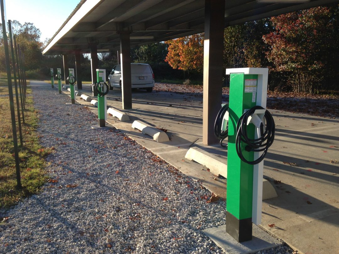 Clinton Electric Co. Projects - Fort Meade EV