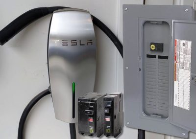 Tesla Home Charging Station Installation